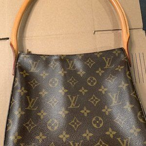 Louis Vuitton Looping Shoulder Bag-EXCELLENT Cond